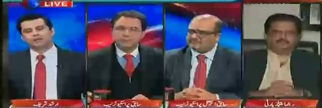 Power Play (Nawaz Sharif Aur Maryam ko Istasna Mil Gaya) - 15th November 2017