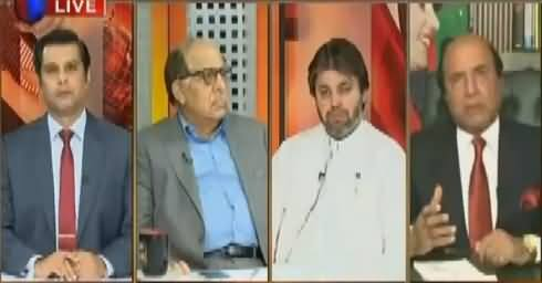 Power Play (Nawaz Sharif Is King of Corruption - Imran Khan) – 21st October 2016