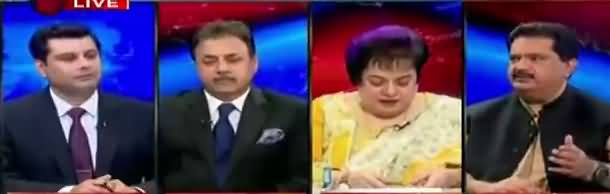 Power Play (Nawaz Sharif Ka Bayania) - 19th March 2018