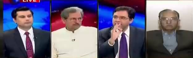 Power Play (Nawaz Sharif Ka Isharaf Kis Taraf) - 3rd May 2018