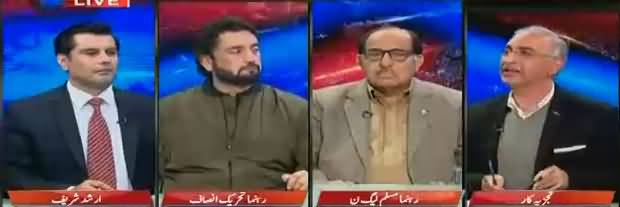 Power Play (Nawaz Sharif Ka Long March Ka Plan) – 20th November 2017