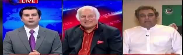Power Play (Nawaz Sharif Mahaz Arai Chahte Hain) – 1st November 2017