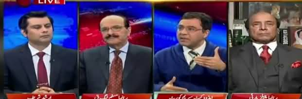 Power Play (Nawaz Sharif's Open Criticism on Judiciary) - 19th December 2017