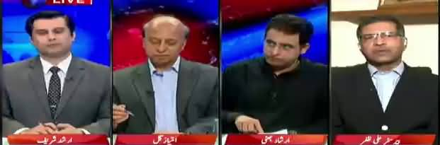 Power Play (Nawaz Sharif Want Facilities in Jail) - 19th July 2018