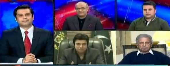 Power Play (Nawaz Zardari Getting Closer) - 31st January 2019