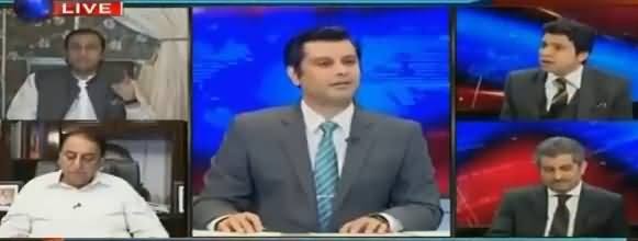 Power Play (Nawaz Zardari Phir Aik Sath) - 22nd October 2018