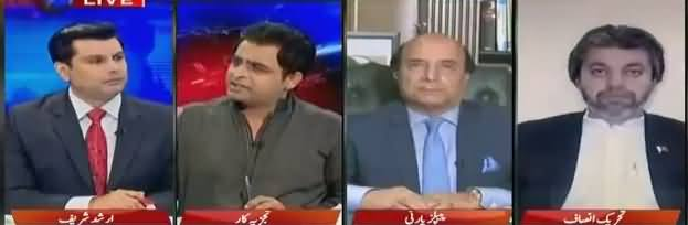 Power Play (Naya Pakistan, Purani Riwayaat)- 13th June 2018