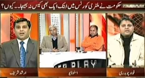 Power Play (No Gas, No Electricity, No Petrol in Roshan Pakistan) - 25th January 2015