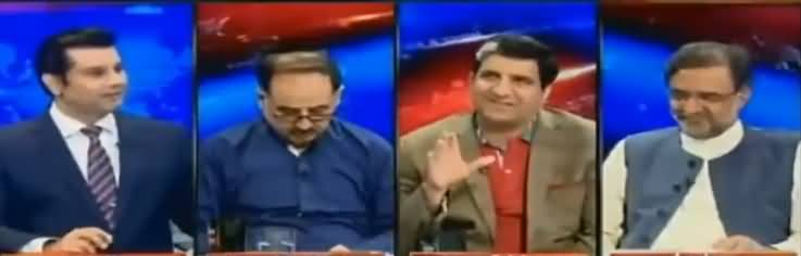 Power Play (Opposition Ka Hakumat Ke Gird Ghaira Tang) - 23rd October 2018