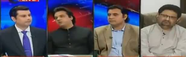 Power Play (Pakistan Ki IMF Se Qarze Ke Liye Darkhast) - 11th October 2018