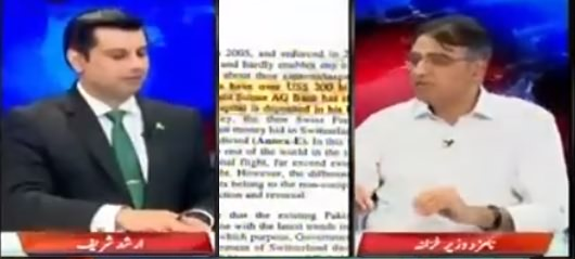 Power Play (Pakistan's Economical Issues) - 8th August 2018
