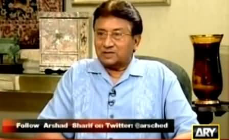 Power Play Part-2 (Pervez Musharraf Exclusive Interview) – 10th July 2015