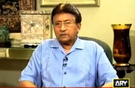 Power Play (Pervez Musharraf Exclusive Interview) – 10th July 2015