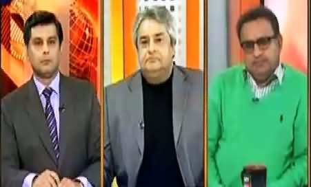 Power Play (PM House Not Ready to Talk Against Fawad H Fawad) – 24th January 2016