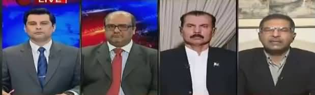Power Play (PMLN Ka Hassan Askari Per Aitraz) - 7th June 2018