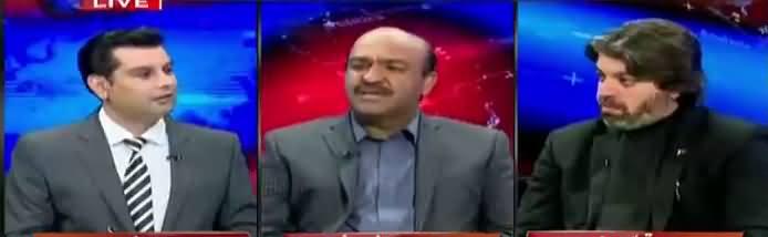 Power Play (PMLN Ka Judges Ke Khilaf Elan e Jang) - 29th January 2018