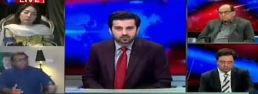 Power Play (PMLN Ka Naya Sadar Kaun?) - 26th February 2018