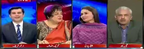 Power Play (PTI Ke Andar Kaali Bhairein) - 16th August 2018