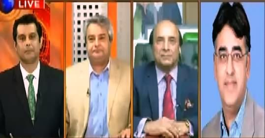 Power Play (Panama Leaks: PTI Movement Against Corruption) – 7th August 2016