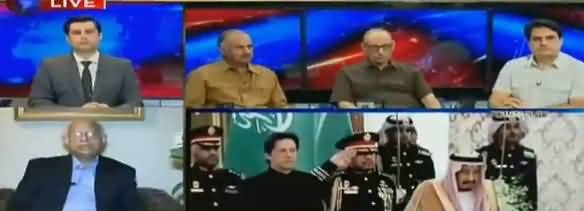 Power Play (Role of Army in Pak China Friendship) - 20th September 2018
