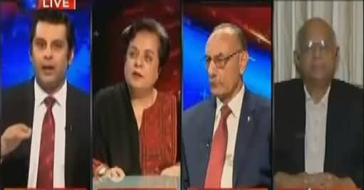 Power Play (Security Leaks Par Deal Ho Chuki - Tahir ul Qadri) – 11th November 2016