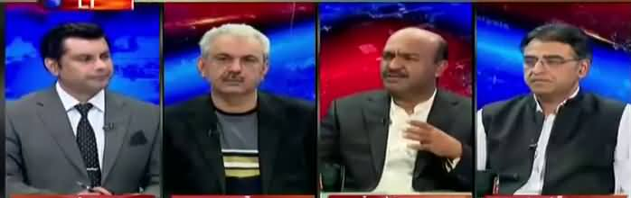 Power Play (Shahbaz Sharif Acting President of PMLN) - 27th February 2018