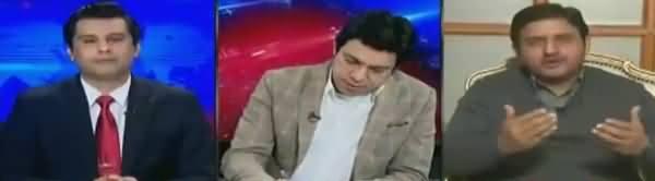 Power Play (Shahbaz Sharif Zamanat Per Riha) - 14th February 2019