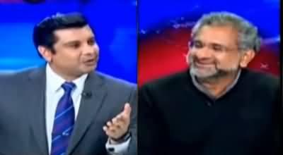 Power Play (Shahid Khaqan Abbasi Exclusive Interview) - 4th March 2020