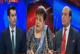 Power Play (Shahid Khaqan Abbasi New PM) – 1st August 2017