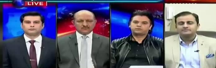 Power Play (Sharif Family's Campaign Against Judiciary) - 30th January 2018