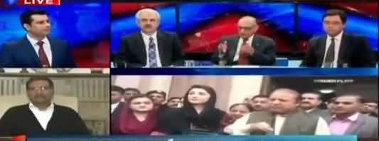 Power Play (Sharif Family's Criticism on Judiciary) - 11th February 2018