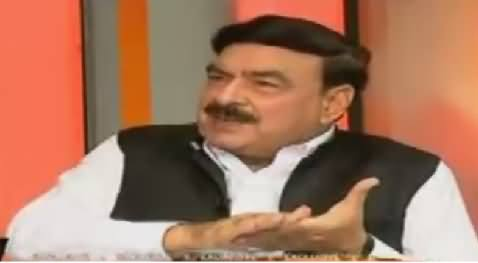Power Play (Sheikh Rasheed Ahmad Exclusive Interview) – 11th September 2016