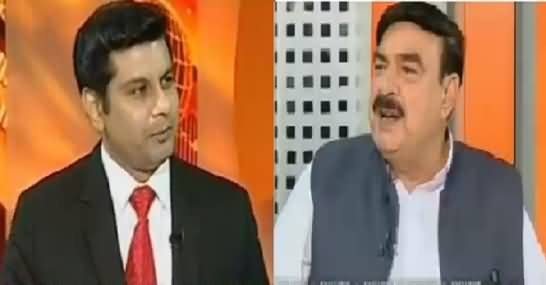 Power Play (Sheikh Rasheed Ahmad Exclusive Interview) – 12th June 2016