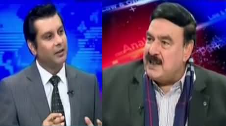 Power Play (Sheikh Rasheed Ahmad Exclusive Interview) - 20th December 2017