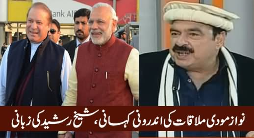 Power Play (Sheikh Rasheed Ahmad Exclusive Interview) – 25th December 2015