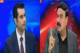 Power Play (Sheikh Rasheed Ahmad Exclusive Interview) – 4th October 2017