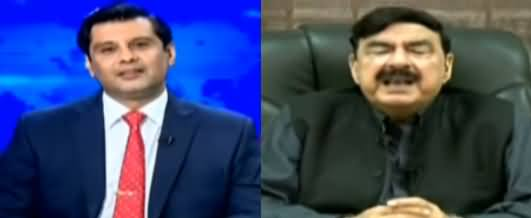 Power Play (Sheikh Rasheed Exclusive Interview) - 26th August 2020