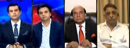 Power Play (Sindh Aur Wafaq Mein Garma Garmi) - 12th September 2019