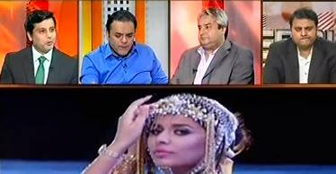 Power Play (Some Powerful Personalities Are Using Ayyan Ali - Ayyan's Father) – 29th March 2015