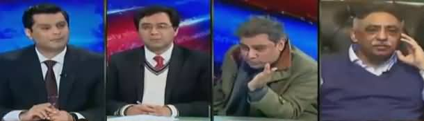 Power Play (Speaker Sindh Assembly Arrested) - 20th February 2019