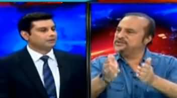 Power Play (Special Talk With Dr. Babar Awan) - 14th June 2017