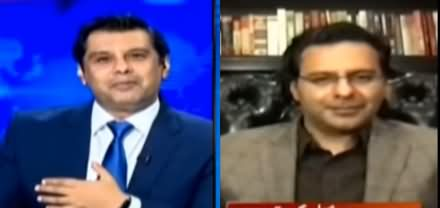 Power Play (Special Talk With Monis Elahi) - 5th November 2020