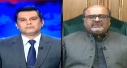 Power Play (Special Talk With Shahzad Akbar) - 19th November 2020
