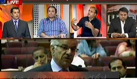 Power Play (UAE Foreign Minister's Threat to Pakistan Over Yemen Dispute) – 11th April 2015