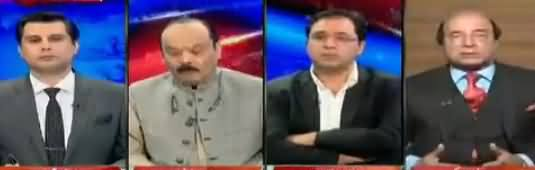 Power Play (Who Are Humiliating Judiciary) - 17th April 2018