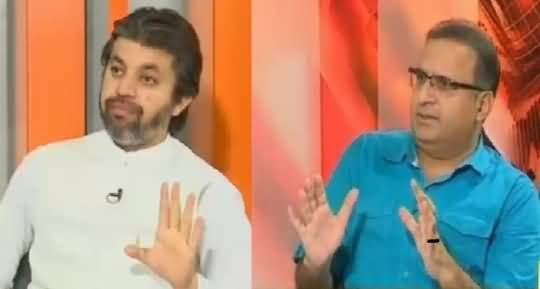 Power Play (Who Is Trying To Destroy Karachi) – 26th June 2016
