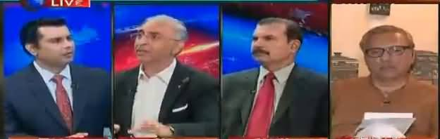 Power Play (Why Nawaz Sharif Not Coming Back) – 25th October 2017