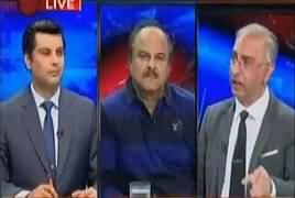 Power Play (Why Sharif Family Afraid of JIT) – 25th May 2017