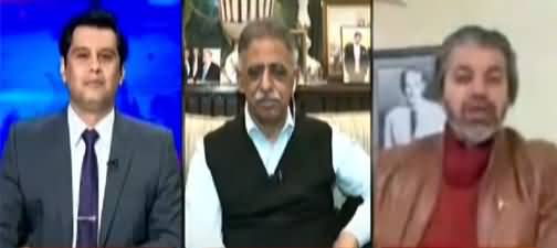 Power Play (Yousaf Raza Gillani's Nomination Papers Challenged) - 16th February 2021