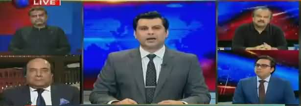 Power Play (Zaeem Qadri Ki Baghawat) - 21st June 2018